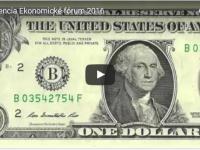 Konferencia ekonomické fórum 2016