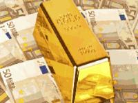 Investícia do zlata.